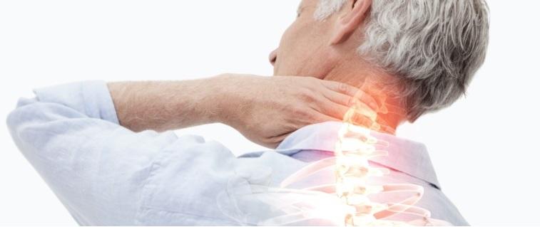 nakkesmerter og svimmelhet