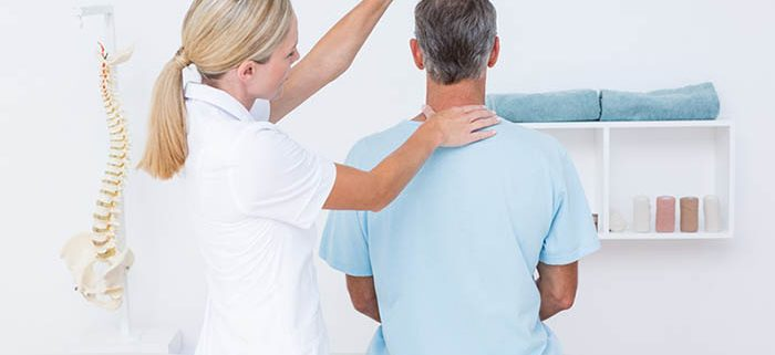 fysioterapi mot nakkeprolaps